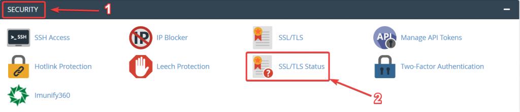Buoc 1 cai dat AutoSSL tren Hosting Cpanel Bước 1 cài đặt AutoSSL trên Hosting Cpanel